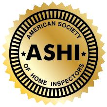 Ashi Certified Home Inspector Logo